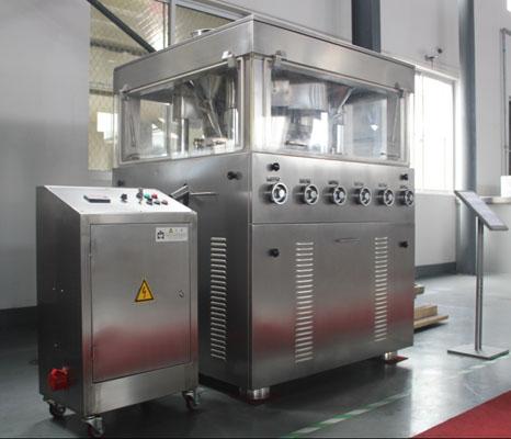 压片机ZP1180五层、五出旋转式压片机